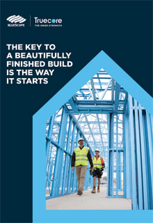 Steel Framing Brochure For Builders