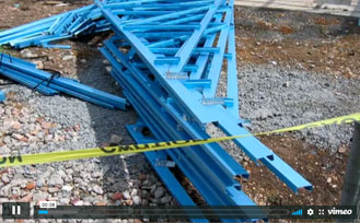 Steel Frames Trusses