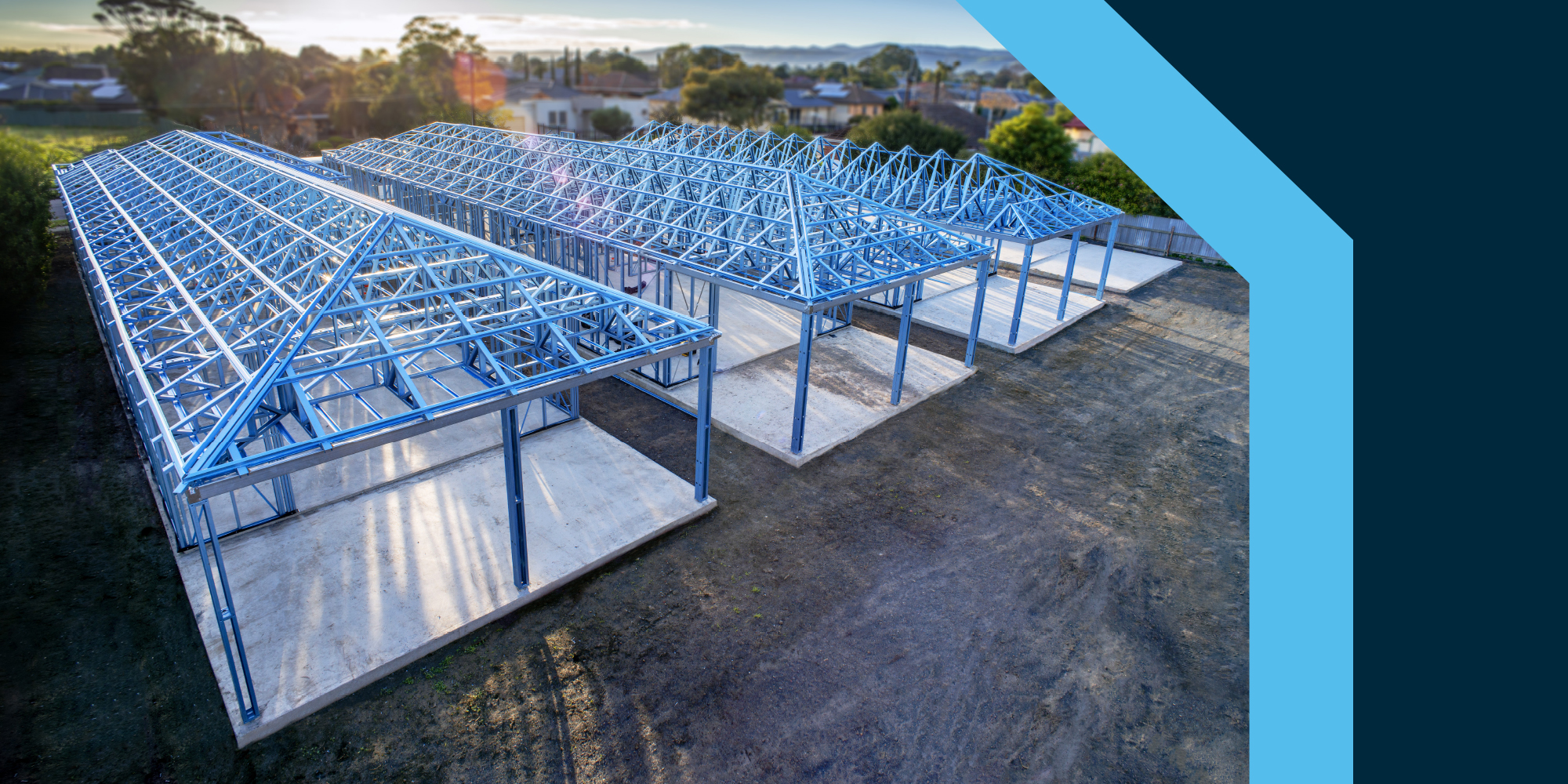 Steel Frames & Trusses